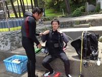 2014.8.5taikendiving2.JPGのサムネール画像